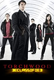 Torchwood Declassified Poster