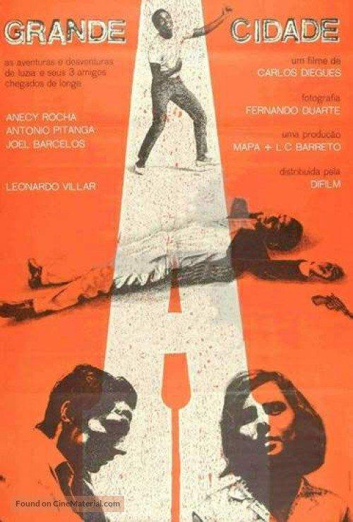 A Grande Cidade [Nac] – IMDB 6.9