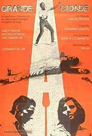 A Grande Cidade ou As Aventuras e Desventuras de Luzia e Seus 3 Amigos Chegados de Longe Poster