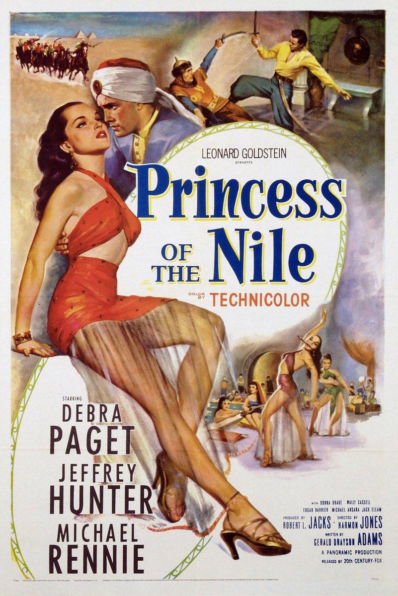 A Princesa do Nilo [Dub] – IMDB 6.3