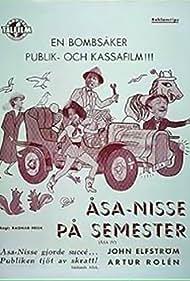 Åsa-Nisse på semester (1953) Poster - Movie Forum, Cast, Reviews