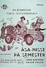 Åsa-Nisse på semester