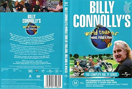 Watch online movie ready Billy Connolly's World Tour of Ireland, Wales and England by Willy Smax [1020p]