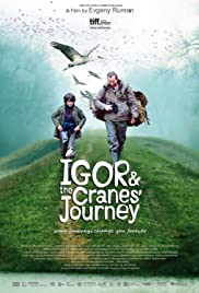 Igor & the Cranes' Journey Poster