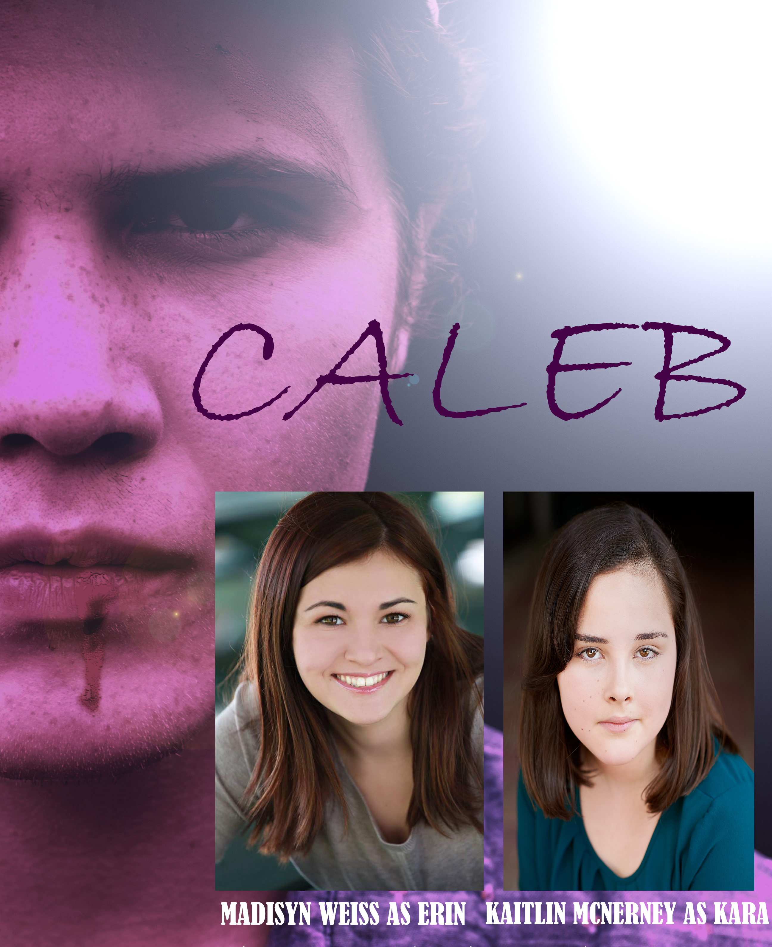 Kaitlin Mcnerney and Madisyn Weiss in Caleb (2018)