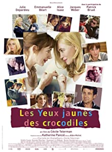 Movie video free download Les yeux jaunes des crocodiles by Stephen Lance [720x480]