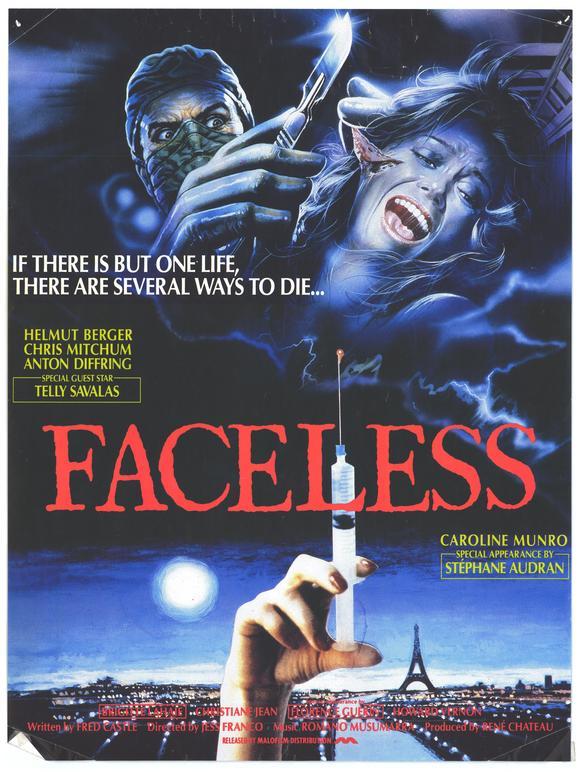 Faceless (1987)