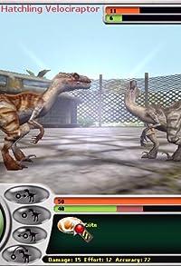 Primary photo for Jurassic Park: Dinosaur Battles