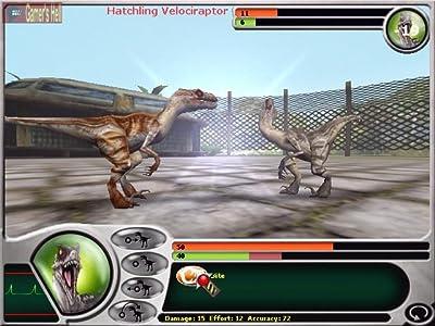 Jurassic Park: Dinosaur Battles movie in tamil dubbed download