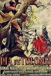 Pia de' Tolomei Poster