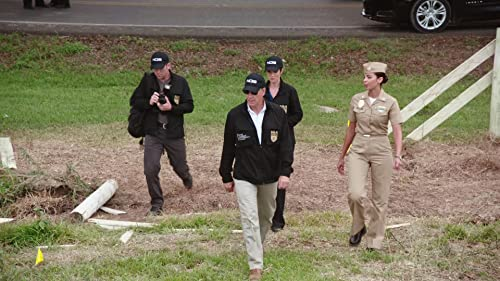 Ncis: New Orleans: Breaking Brig