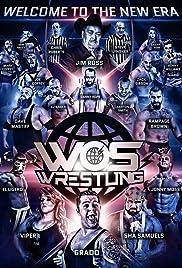 World of Sport Wrestling Poster