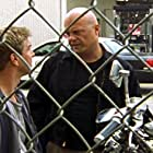 Michael Chiklis and Kenny Johnson in The Shield (2002)