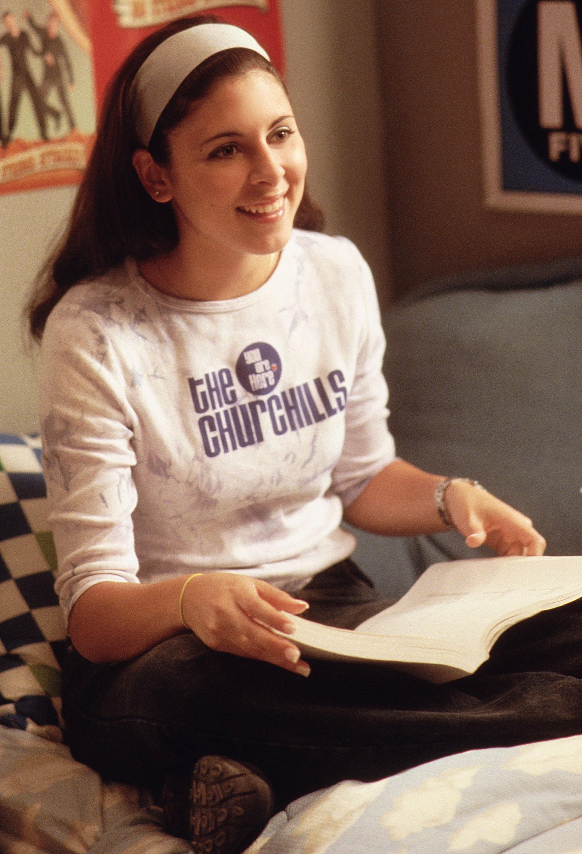 Jamie-Lynn Sigler in The Sopranos (1999)