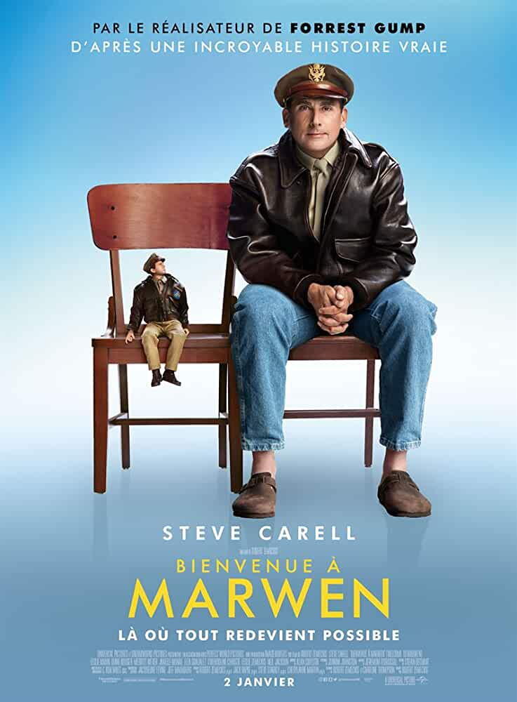 Welcome to Marwen WEB-DL 1080P