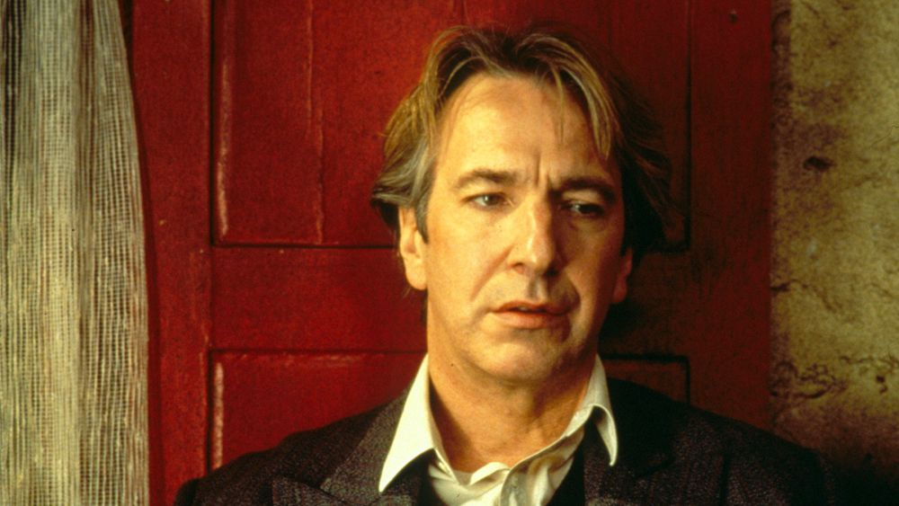 Alan Rickman, An Awfully Big Adventure