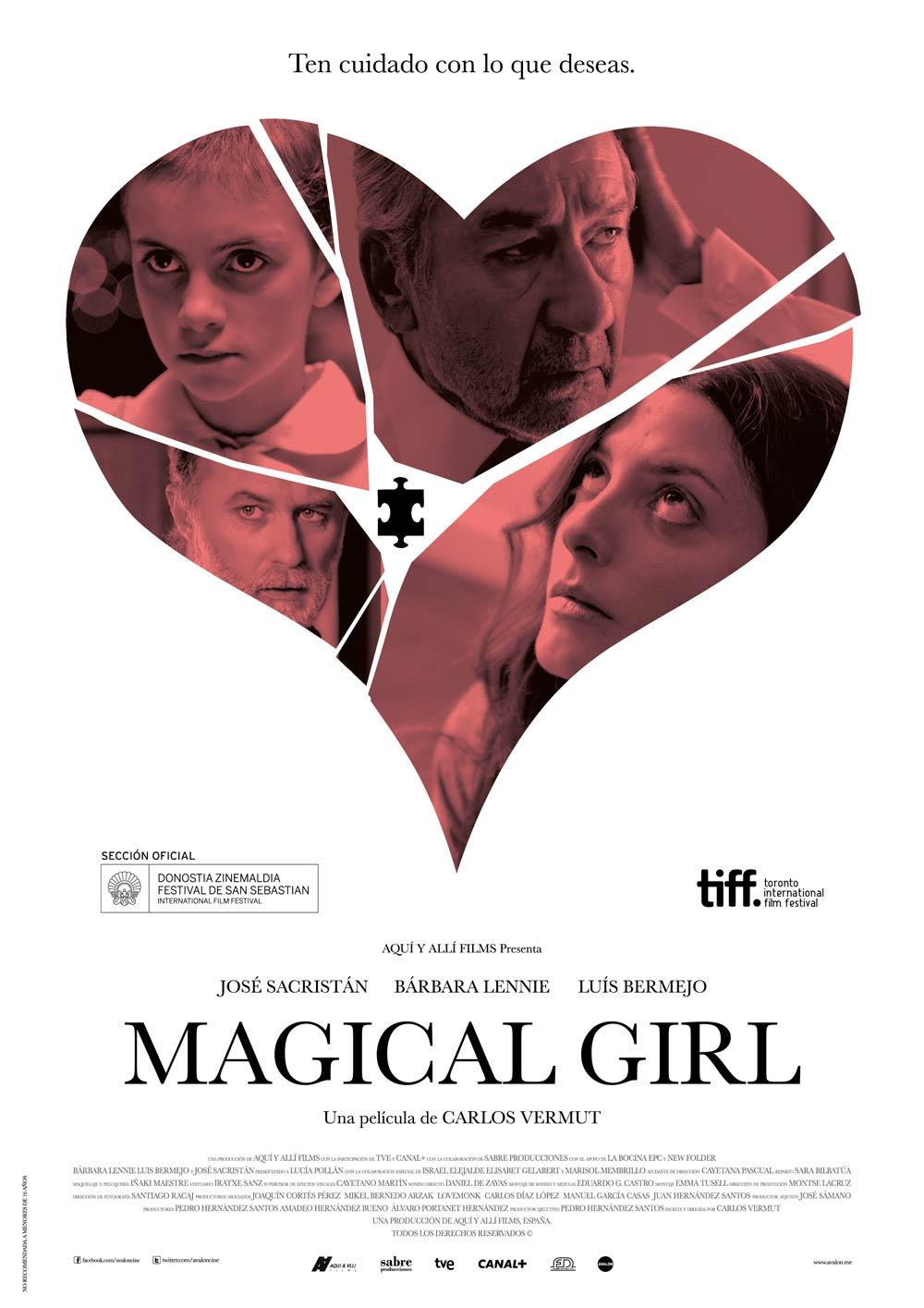 Magical girl 2014 imdb