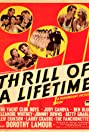 Thrill of a Lifetime (1937) Poster