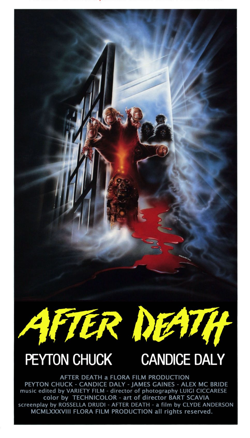 After Death (Oltre la morte) (1990)