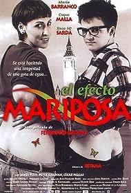 María Barranco and Coque Malla in El efecto mariposa (1995)