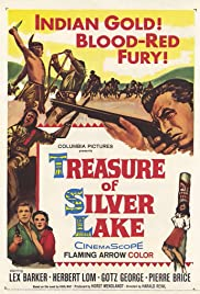The Treasure of the Silver Lake (1962) Poster - Movie Forum, Cast, Reviews