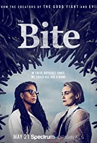Audra McDonald and Taylor Schilling in The Bite (2021)