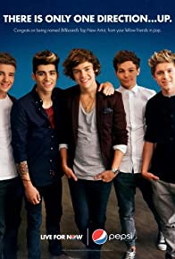 Primary photo for Pepsi Commercial: One Direction/Drew Brees