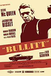 'Bullitt': Steve McQueen's Commitment to Reality (1968) Poster - Movie Forum, Cast, Reviews