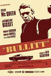 'Bullitt': Steve McQueen's Commitment to Reality(1968) Poster - Movie Forum, Cast, Reviews