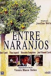 Entre naranjos Poster