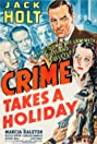 Crime Takes a Holiday (1938) Poster