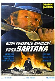 Have a Good Funeral, My Friend... Sartana Will Pay Poster
