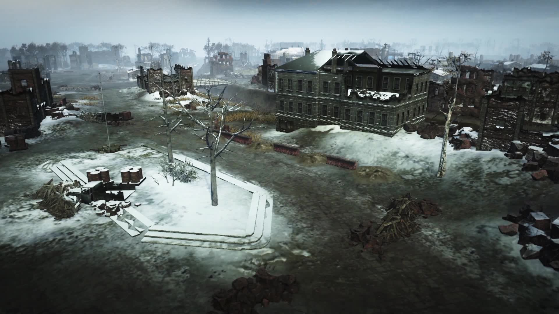 Company Of Heroes 2 Remastered Maps Lazur Factory
