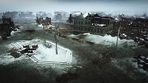 Company Of Heroes 2: Remastered Maps: Lazur Factory