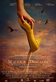Mujer Descalza Poster