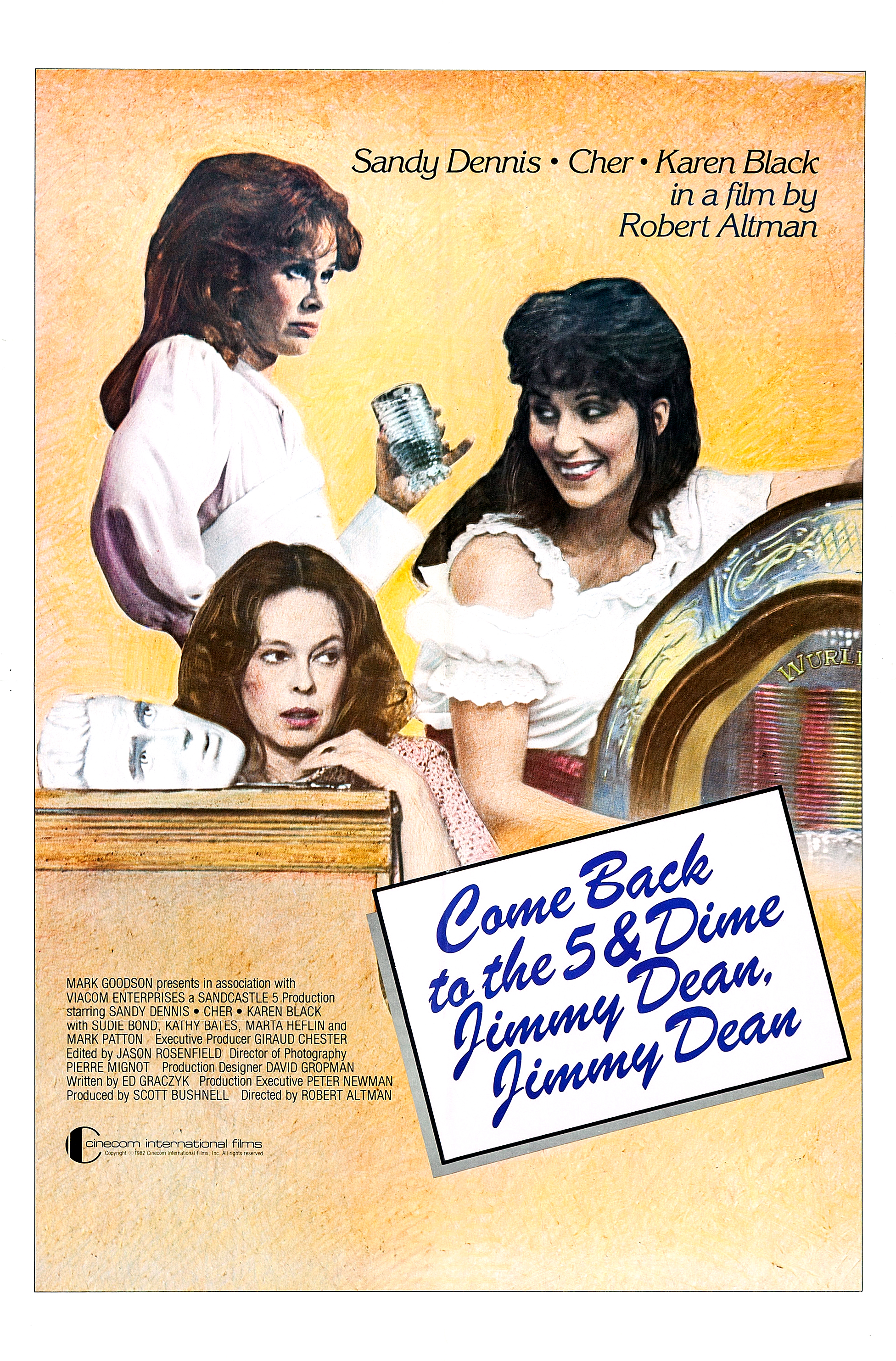 Come Back to the 5 & Dime, Jimmy Dean, Jimmy Dean (1982) - IMDb