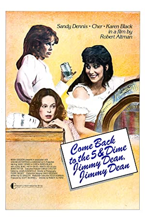 Come Back to the 5 & Dime Jimmy Dean, Jimmy Dean Poster Image