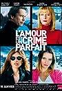 Mathieu Amalric, Maïwenn, Karin Viard, and Sara Forestier in L'amour est un crime parfait (2013)
