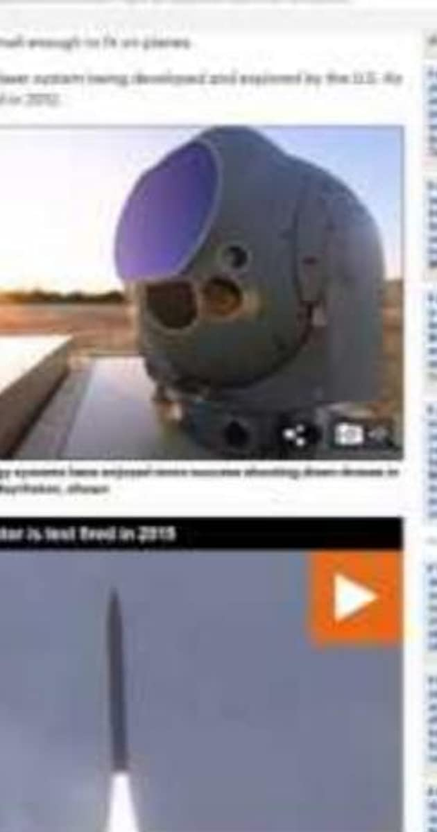 Directed Energy Weapons Tests Success, May Get Placed in Space