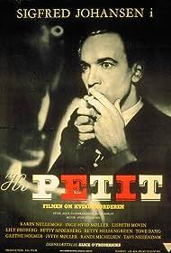 Sigfred Johansen in Hr. Petit (1948)