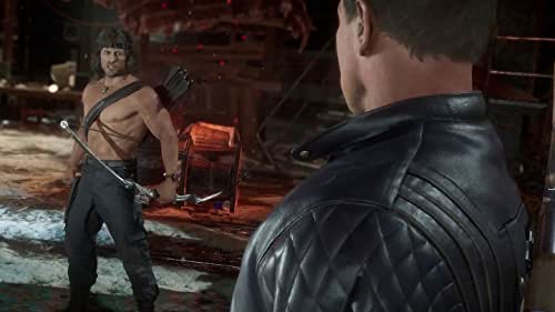Mortal Kombat 11: Ultimate: Rambo Vs. Terminator Trailer