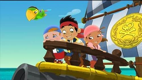 Jake and the Never Land Pirates: Jake Saves Bucky