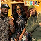 H.E.R., The Kid Mero, and Desus Nice in Bang Your Little Hammer (2021)