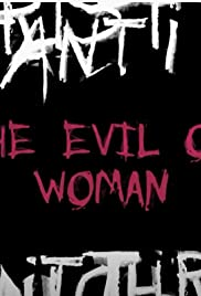 Antichrist: The Evil of Women Poster