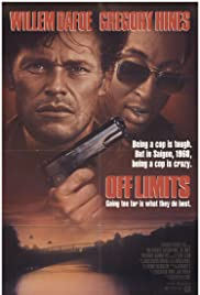 Off Limits (1988) starring Willem Dafoe on DVD on DVD