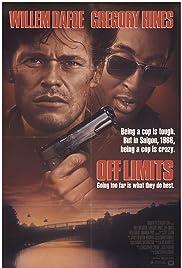 Off Limits(1988) Poster - Movie Forum, Cast, Reviews