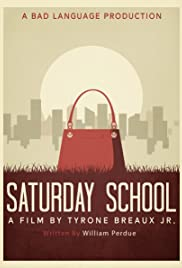 Saturday School Poster