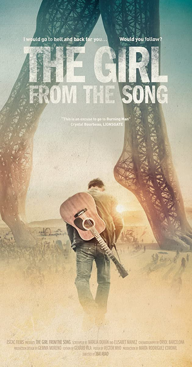 The Girl from the Song (2017) - IMDb