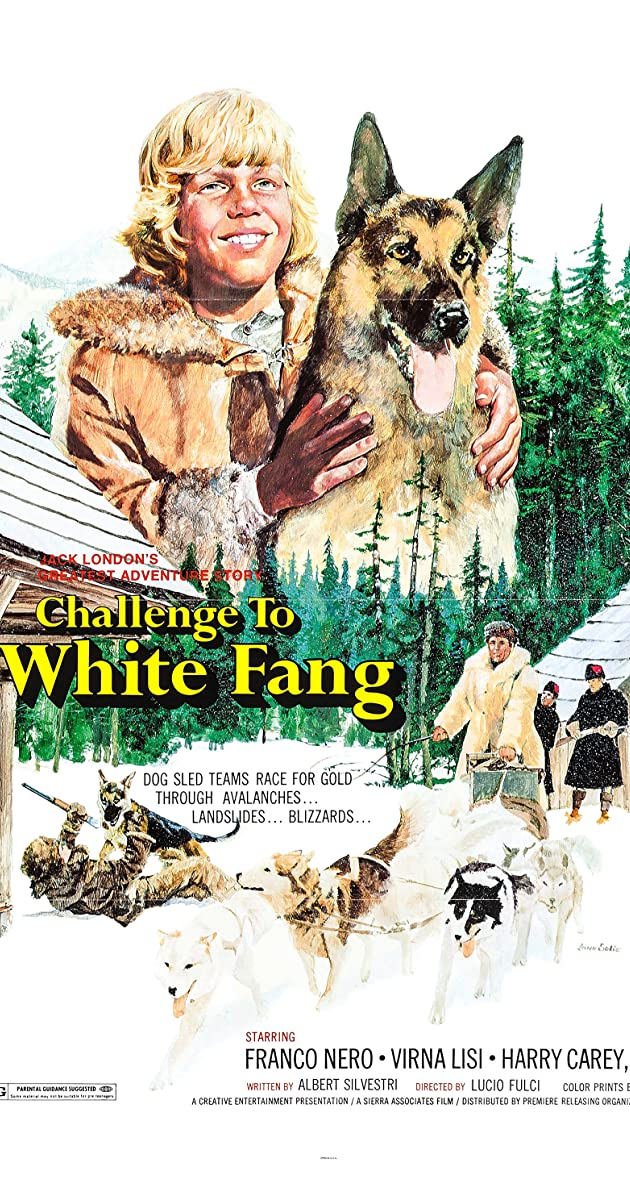 Challenge to White Fang (1975) Subtitles