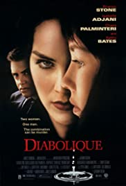 Diabolique (1996) Poster - Movie Forum, Cast, Reviews